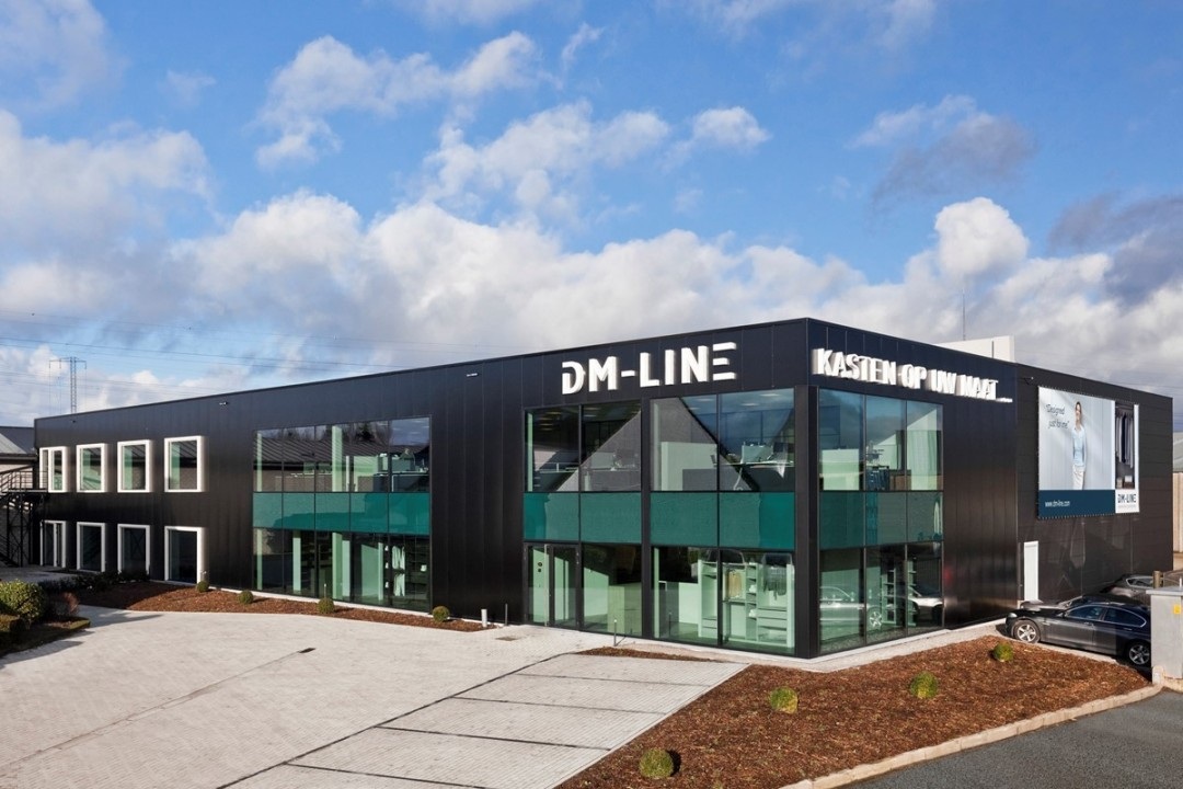 Showroom DM-Line Temse