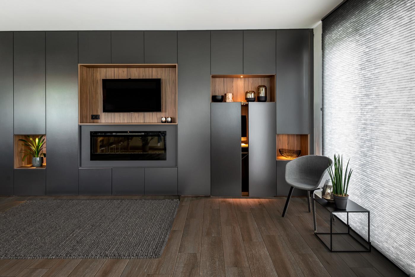 Tv meubelen op maat voor een uniek interieur dm line