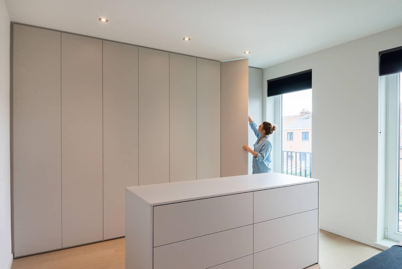 Kasten Op Maat Slaapkamer.Inbouwkasten 100 Maatwerk En Uniek Design Dm Line